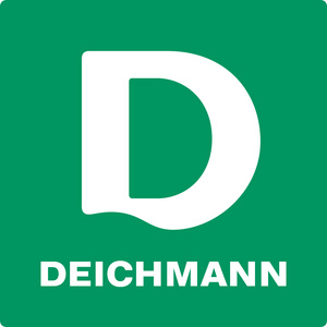Deichmann logo | Maribor | Supernova Qlandia